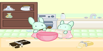 giochi online gratis Bunnies Cooking Game, categoria abilita