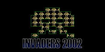 giochi online gratis Invaders 2002, categoria arcade