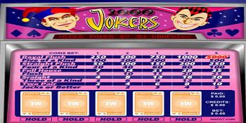 giochi online gratis Jokers 2000, categoria casino
