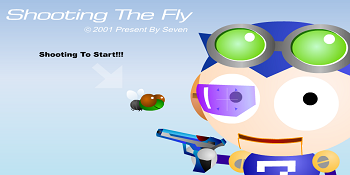 giochi online gratis Shooting The Fly, categoria sparatutto