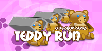 giochi online gratis Teddy Run, categoria bambini